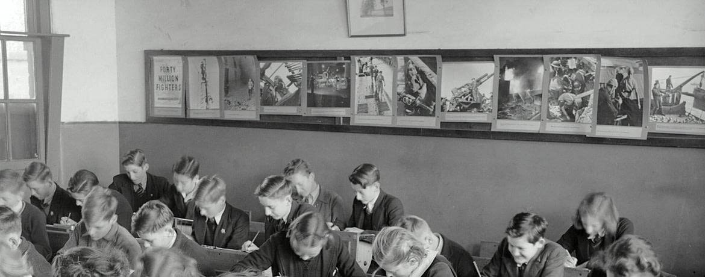 Klassenzimmer 2019