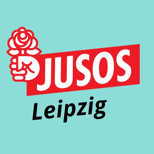 Logo Jusos Leipzig